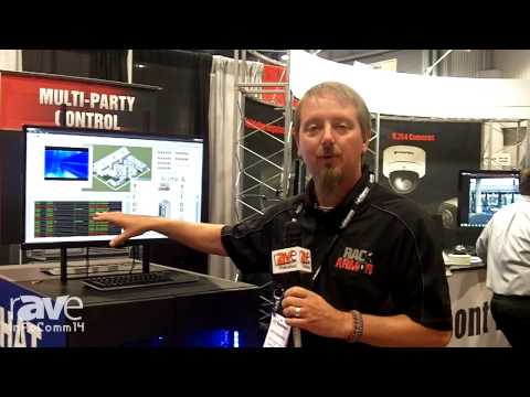 InfoComm 2014: IDenticard Exhibits Rack Armor Server Rack Protection