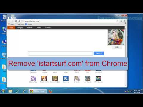 How to Remove 'istartsurf.com' from IE,Chrome,Firefox[Removal Guide]
