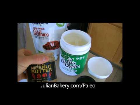 Paleo Protein Breakfast Smoothie 100% Paleo