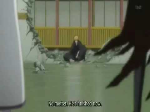 Bleach Ichigo Vs Muramasa part 1
