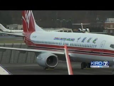KIRO: Cantwell, Boeing, & Small Businesses Mark Victory for Wa. Economy