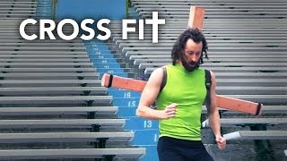 Cross Fit by Jesus (CrossFit parody) {The Kloons}