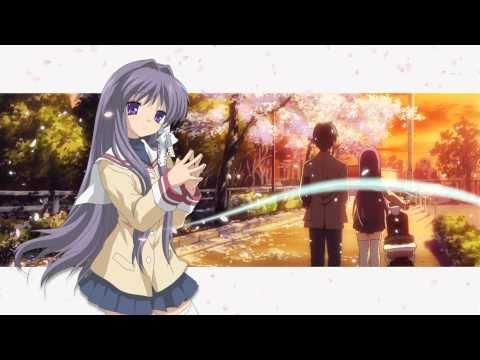 "Clannad (クラナド, Kuranado) - OP - ""Megumeru ~cuckool Mix 2007~"" By Eufonius [Full HD]"