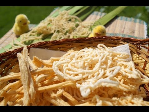 Crispy Rice Vadam  Vathal   Fryums - In Tamil video