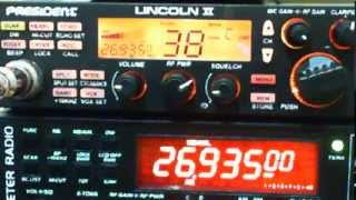 President Lincoln II review, by 30LS001, cortesia de SD Radio.