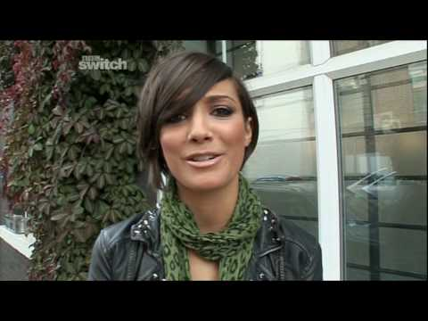 frankie the saturdays hairstyle. Frankie from The Saturdays