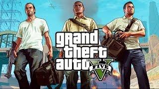Grand Theft Auto 5: Ep1 -  The Bank Heist