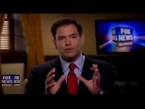 Senator Rubio on FOX News Sunday with Chris Wallace