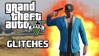 GTA 5 Invisibility Glitch - Funny Moments With Invisibility, Jousting (GTA V Glitches)