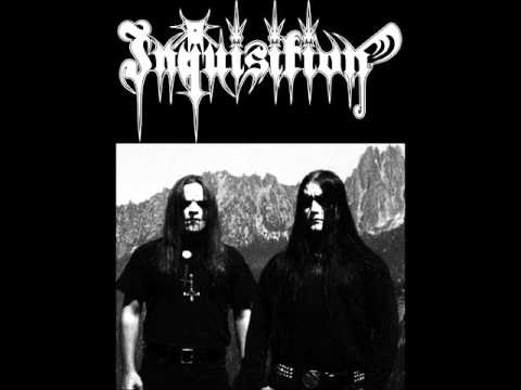 Inquisition - Under The Black Inverted Pentagram