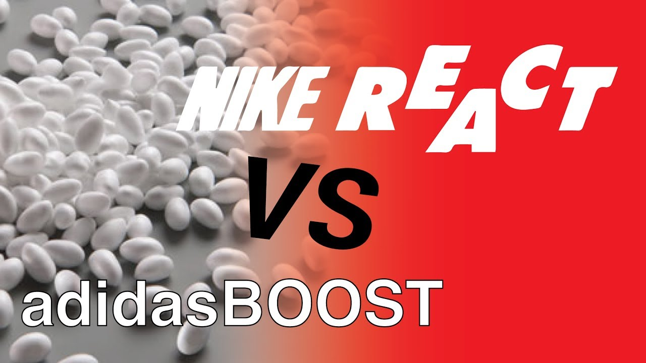IS NIKE REACT THE BEST CUSHION? BOOST VS REACT