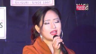 MELINA RAI@Darjeeling@Gorkha Janmukti Yuva Morcha