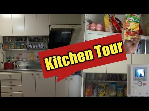 JAPAN APARTMENT | small kitchen .TELUGU VLOGS.