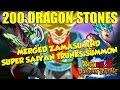 Dragon Ball Z Dokkan Battle - Pulling a GOD!!! Merged Zamasu & Super Saiyan Trunks Dokkan Festival