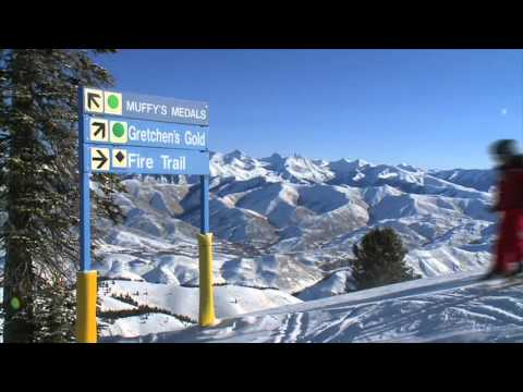 Destination: Sun Valley, Idaho