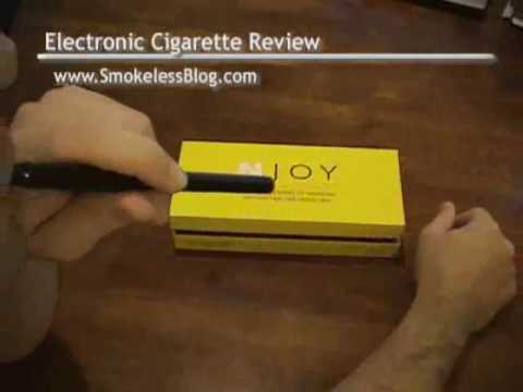 NJOY Cigarette Reviews