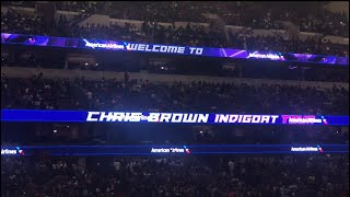 |CHRIS BROWN INDIGOAT TOUR VLOG!!!|