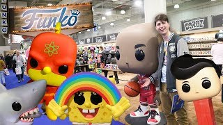 A Close up look at The 2019 Funko Lineup | Toy Fair