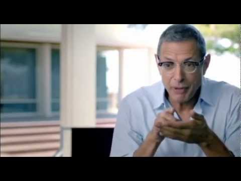 Drunk Jeff Goldblum - Paypal Ad - We're now accepted all over the place