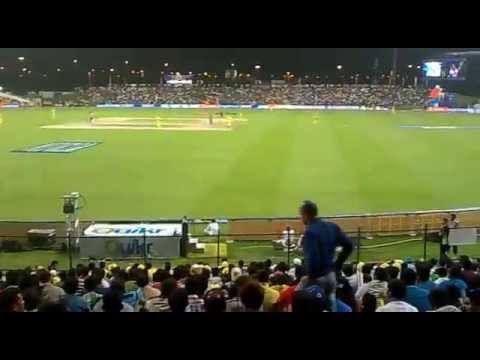 IPL 2014 8th match abu dhabi