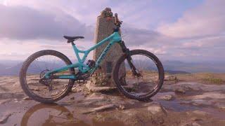 Evil The Calling - bike check - mtb - Scotland