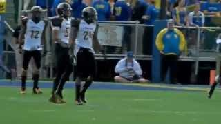 Towson Football takes care of Delaware on the road, 24-17