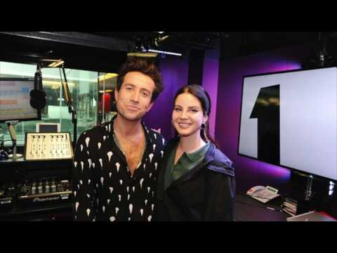 Lana Del Rey The Radio 1 Breakfast Show With Nick Grimshaw July 25th, 2017