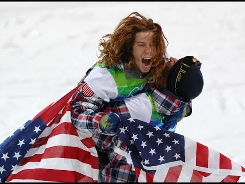 Shaun White half pipe Trick Collection! King of half-pipe Sochi Olympics!ショーンホワイト技動画