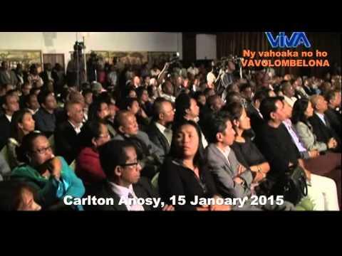 Andry Rajoelina: Izao ve sisa ny Firenena?