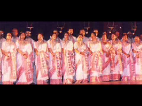 Ruma Guha Thakurta, Calcutta Youth Choir, Amader Ei Jibon Gaan video