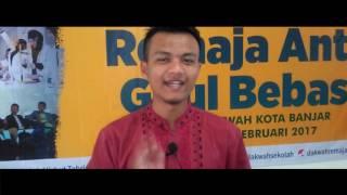 Remaja Anti Gaul Bebas  #Kak Aif Saiful Ma'ruf Ketua LDS Bandung