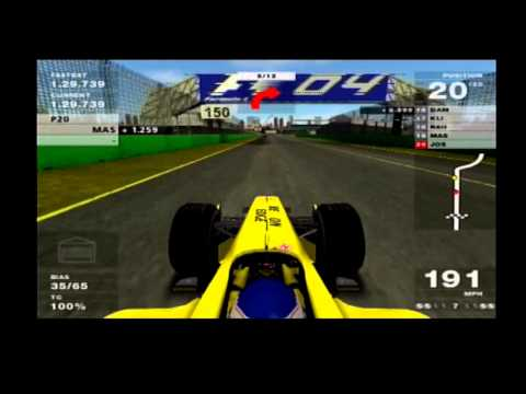 The Ultimate F1 Career Mode | Formula One 04 | #2 Melbourne Here we come