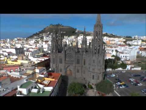 Iglesia de Arucas, Gran Canaria