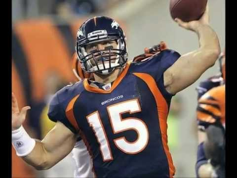 The Mile High's Tebowing (Tebow Song)
