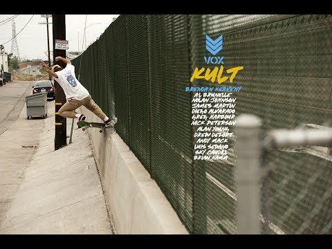 VOX Kult Promo - Brendan Keaveny, Nolan Johnson, Al Brunelle & more