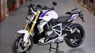 BMW R 1250 R Kennzeichnhalter Montagevideo