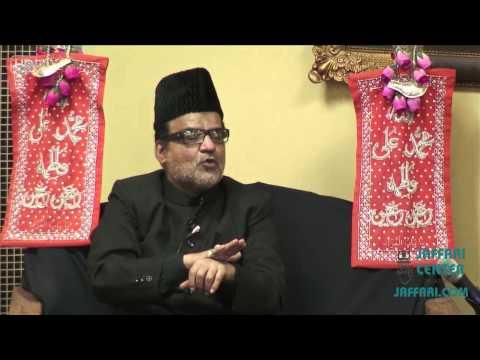 19th Ramazan 1434 Maulana Abid Bilgrami