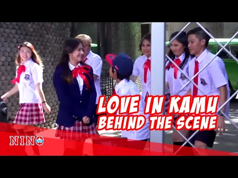 download lagu Keseruan keluarga Uya Kuya nemenin Nino syuting (Love in Kamu Behind The Scene - Nino Kuya)