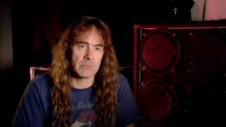 Steve Harris about Rock in Rio & Queen