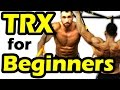 Download ★Top 7★ TRX Exercises for Beginners & Weight Loss at Home Workout for Men & Women abs, chest, legs in Mp3, Mp4 and 3GP