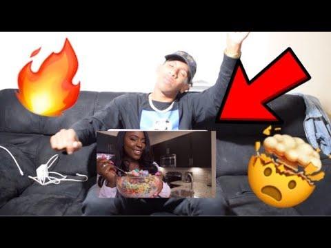 IAM JUST AIRI- SUGAR OFFICIAL MUSIC VIDEO (REACTION VIDEO)