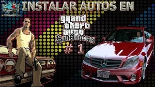 Como Instalar mods de Autos en GTA San Andreas PC