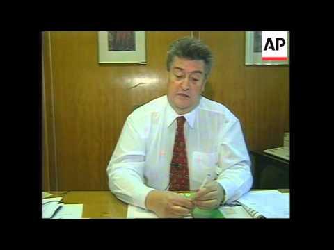 ARGENTINA: GOVERNMENT ANNOUNCES SEVERE ECONOMIC PACKAGE