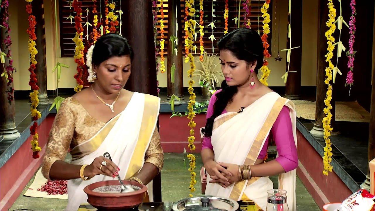 Atham Pathu Ruchi | Poshaka Pachadi  | Mazhavil Manorama