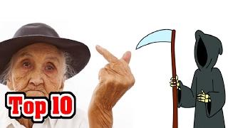 Top 10 Oldest People Still Living