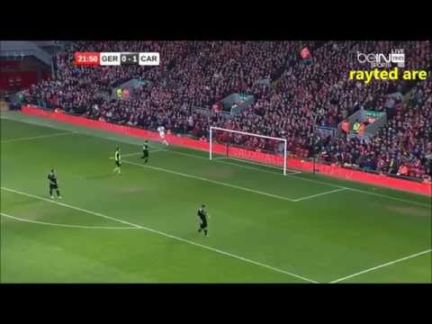 Mario Balotelli Individual Highlights (Gerrard vs Carragher Charity Match)