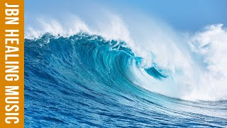 Nhạc thư giãn trị liệu - Nhạc không lời với âm thanh của biển, sóng và gió giúp thư giãn ngủ ngon