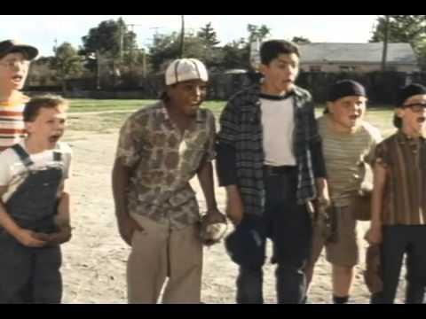The Sandlot Trailer 1993