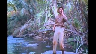 Tarzans greatest adventure.  Quicksand scene.