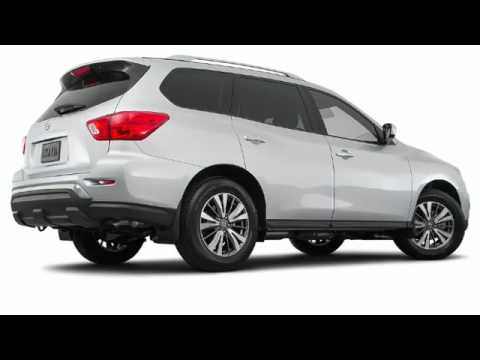 2017 Nissan Pathfinder Video
